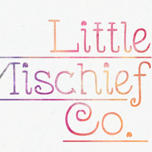 Create a fun, enticing logo for a funky kids label