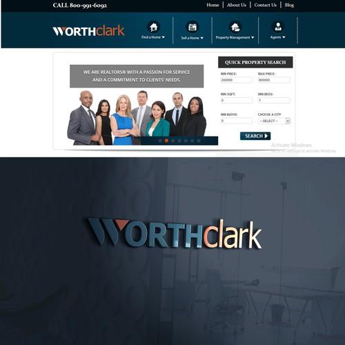 WORTHCLARK Logo