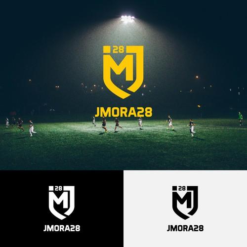 Logotipo para entrenador de fútbol