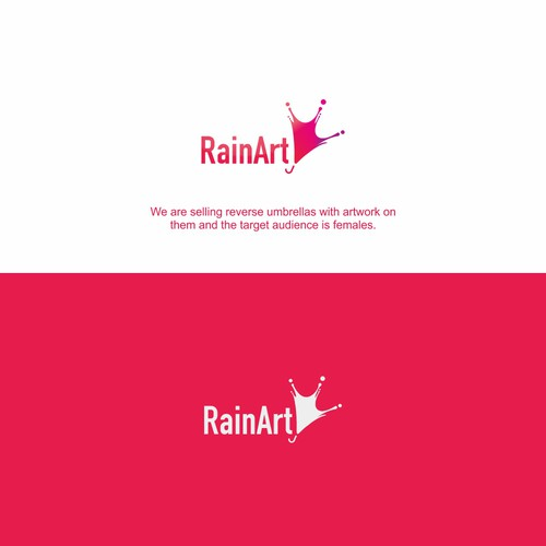 RainArt logo