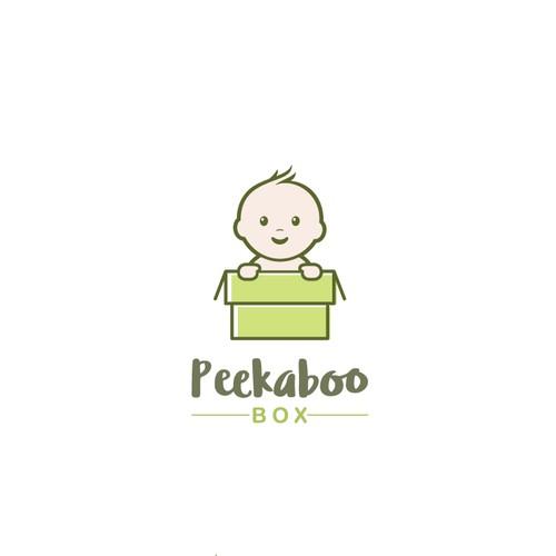 peekaboo box
