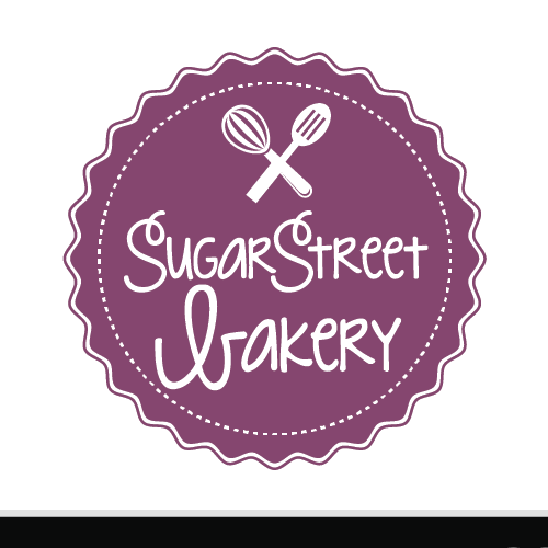 Create a sweet design for Sugar Street Bakery
