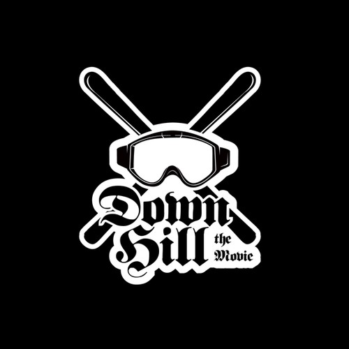 Down Hill the Movie needs a new logo