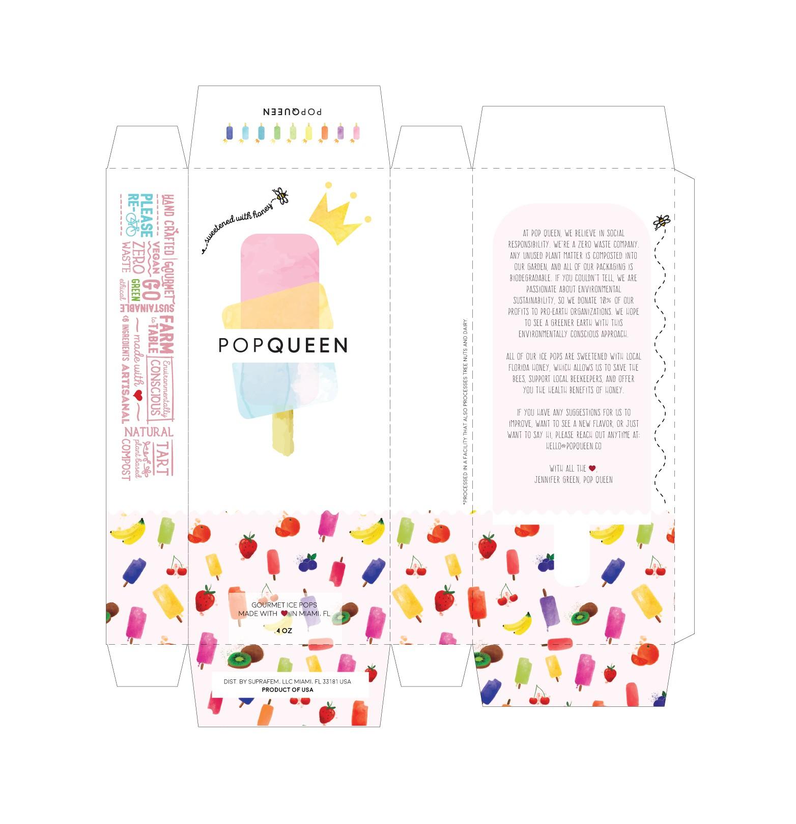 Ice Pop Packaging