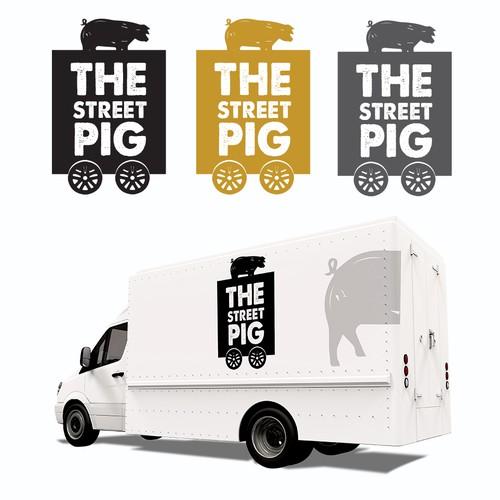 The street pig