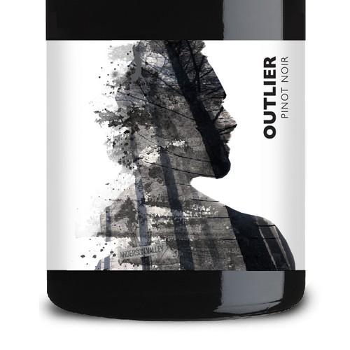 Outlier Californian Pinot Noir
