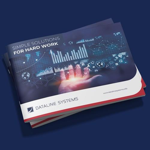 Brochure Design for Dataline Systems, Inc.