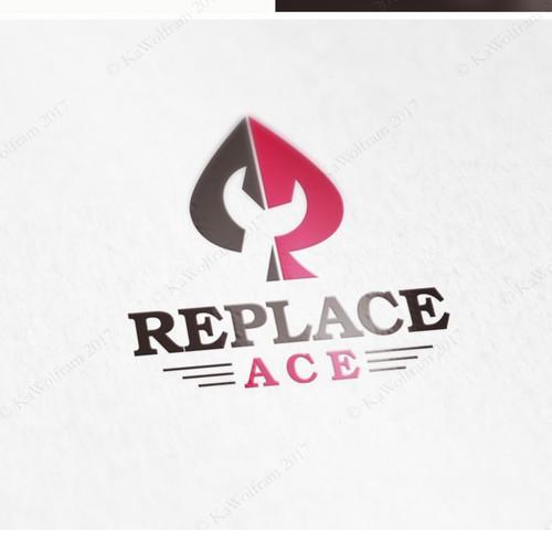 logo for spare parts retailer