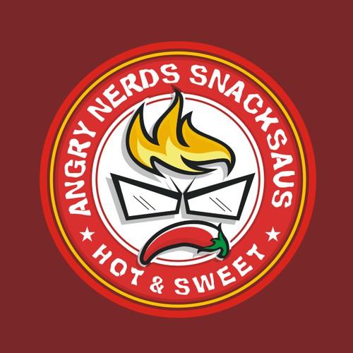 angry nerds snacksaus