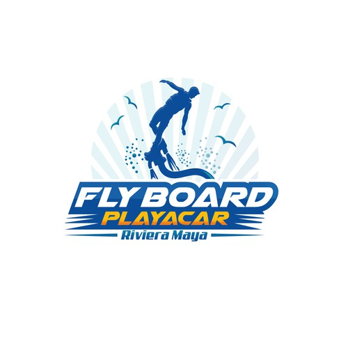 Fly Board logo design