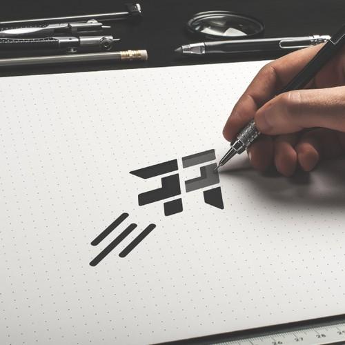 Logo for start-up venture capitalist firm