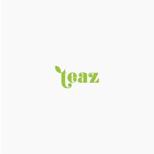 Logo concept for Teaz