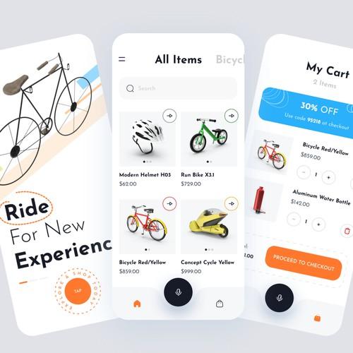 Ecommerce Mobile App