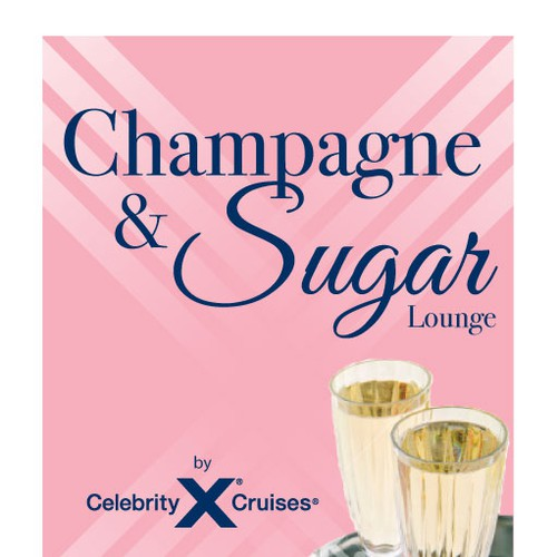 Luxury cruise line seeking signage for glitsy event!