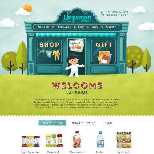 Umumaa Web design