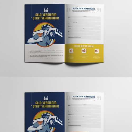 Nitag Brochure design