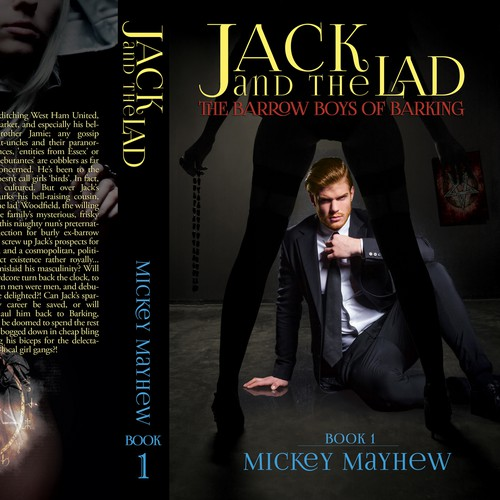 Jack and the Lad - The Barrow Boys of Barking Book 1.