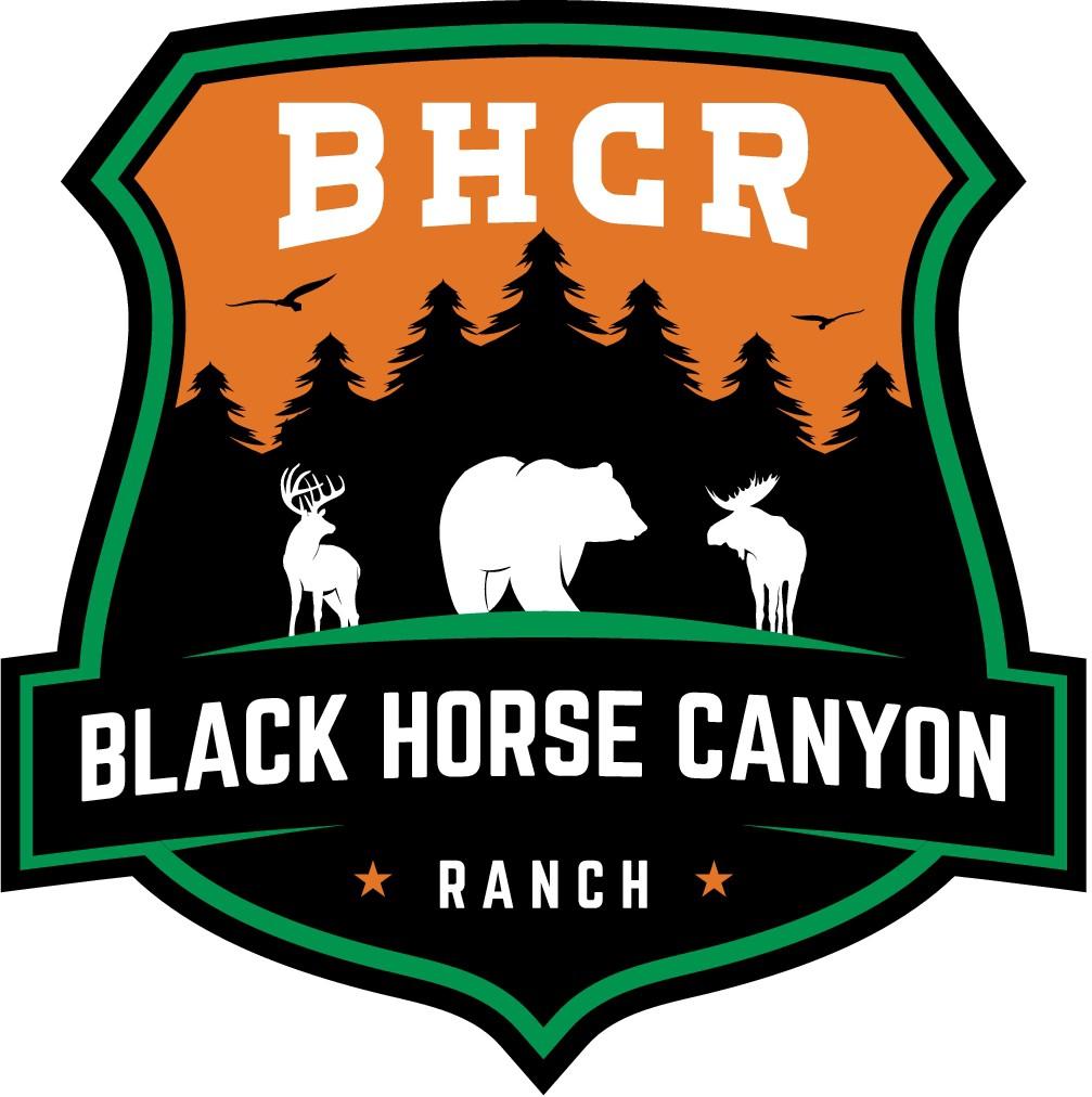 Black Horse Ranch Logo