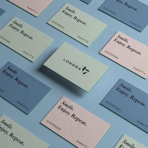 Business Cards - Londra 17