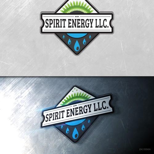 Help Spirit Energy LLC. with a new logo