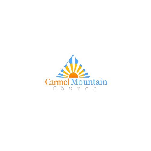 Help Carmel Mountain Church with a new Logo Design
