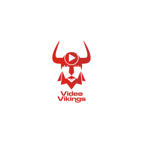 Awesome logo for Video Vikings