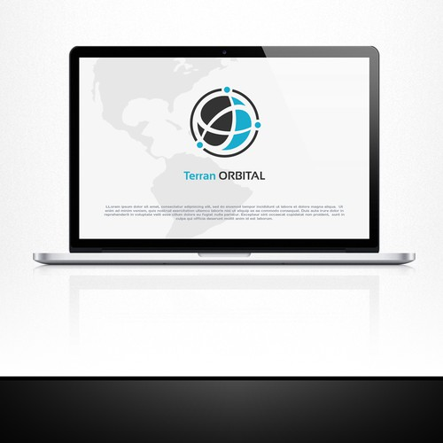 Provide the brand logo for a new space company!