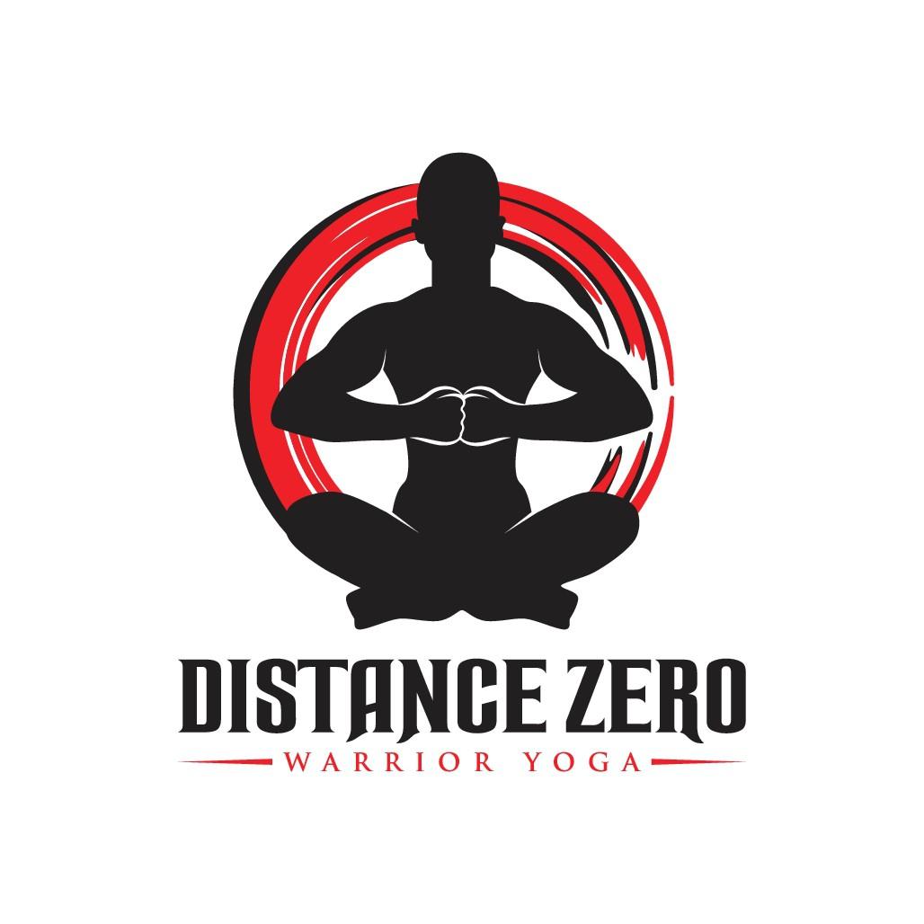 Yoga studio for warriors needs logo with impact.
