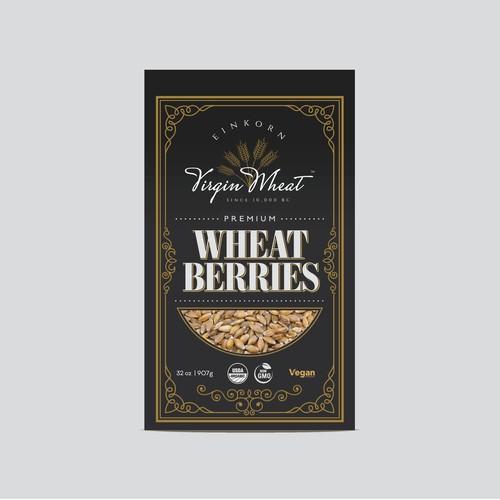 Wheat Pouch Design