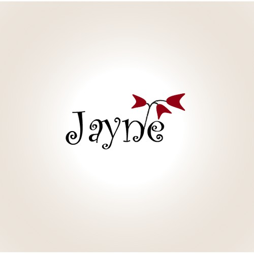 "Focus your imagination in creating the ""ideal bag"" logo for my company Jayne."