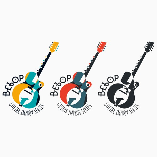Jazz Guitar Logo