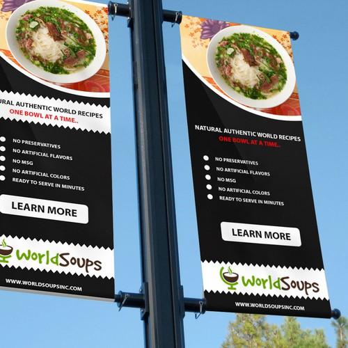 world soups vertical banner