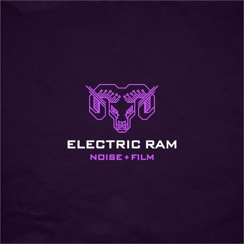 Electric Ram Logo