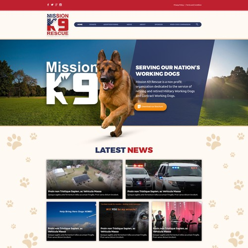 Mission K9 Rescue