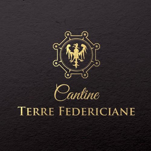 Logo for vinery