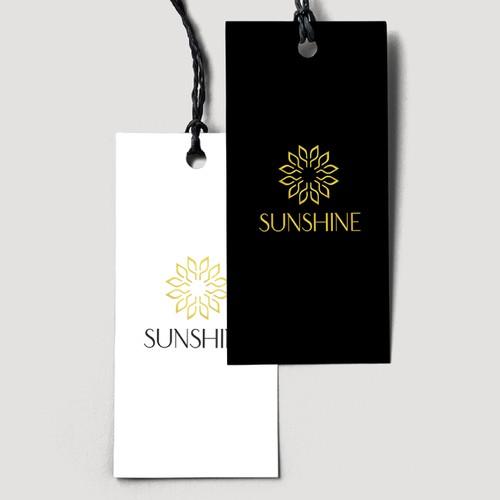 Sunshine logo concept