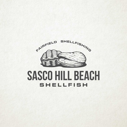 logo for SASCO HILL BEACH SHELLFISH