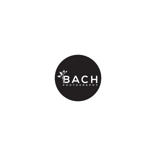 logo design Bach Photography