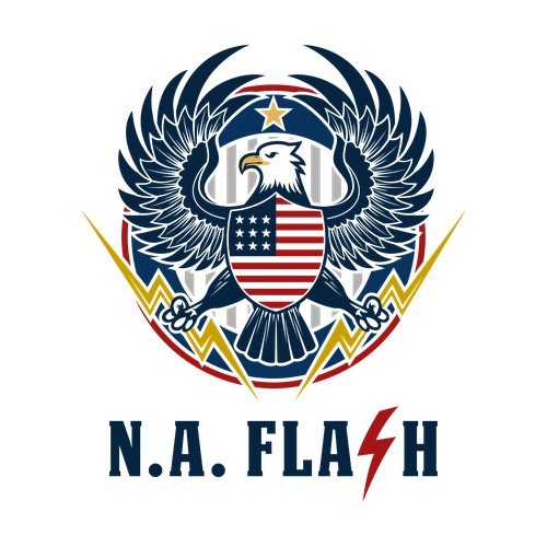 Create new logo for N.A. Flash Civil Process INC