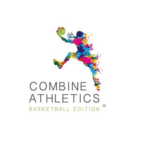 Combine Athletics:  Basketball Edition Logo Contest