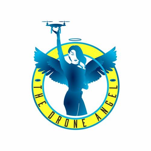 logo grone angel