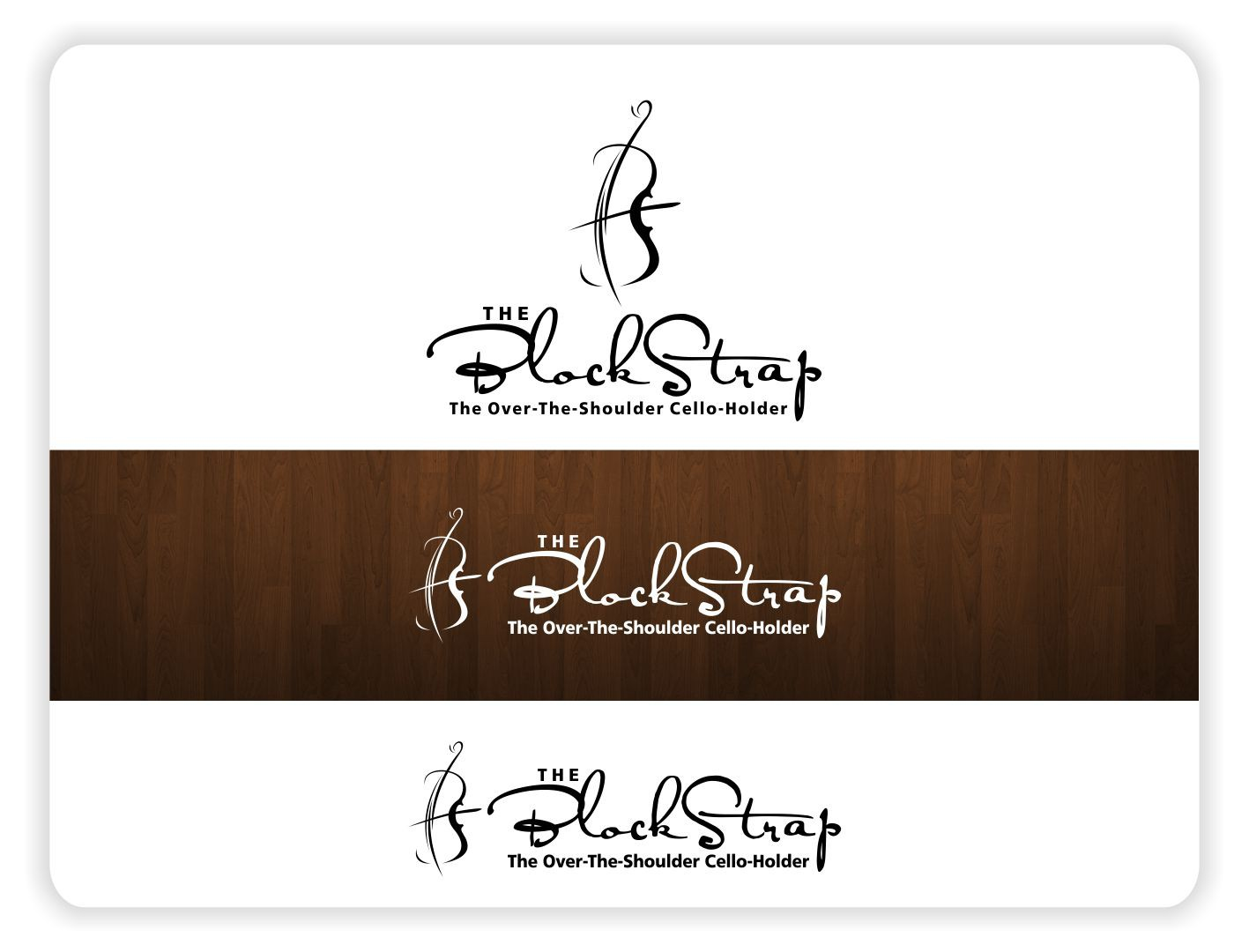 Need Logo for musical instrument strap for Cello!