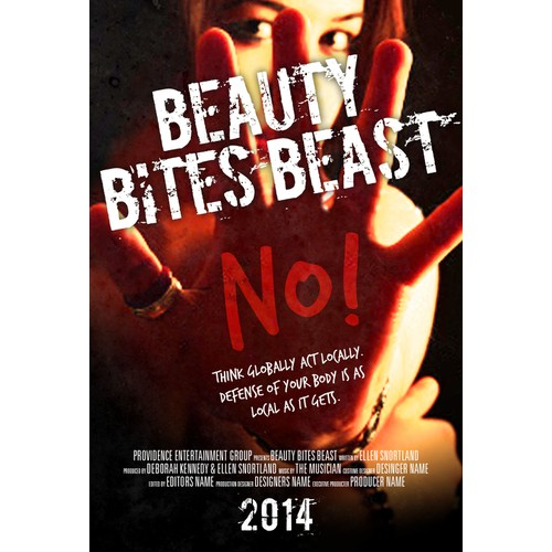 Beauty Bites Beast Documentary Movie Poster