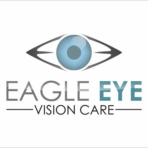 Design a LOGO for an Eye Doctor's practice!
