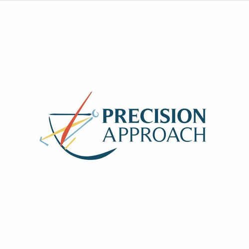 Abstract Logo for Precision Approach