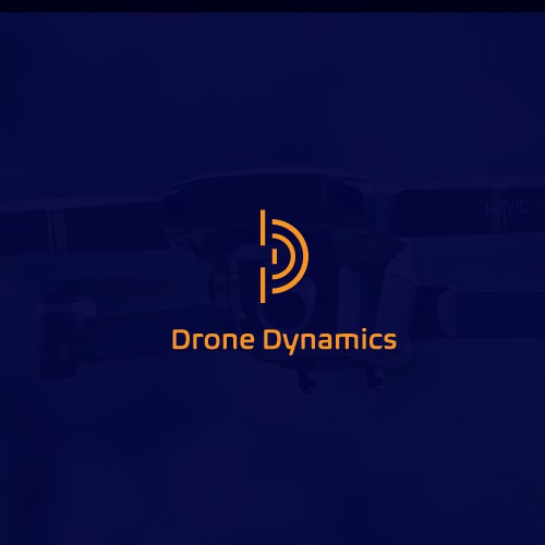 simple logo for Drove Dynamic