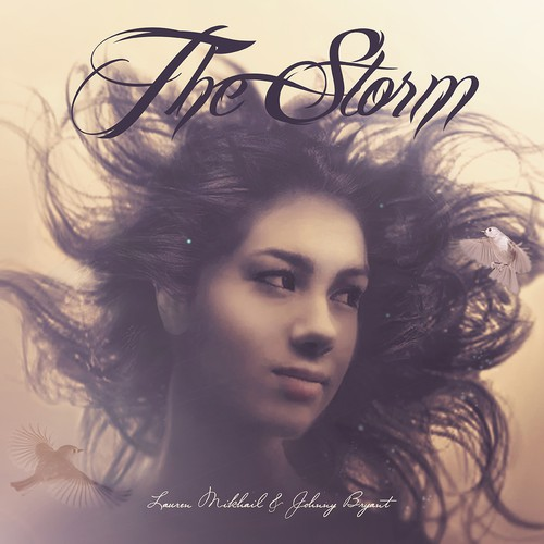 THE STORM Abum Cover