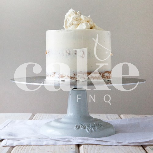 wedding cake designer logo