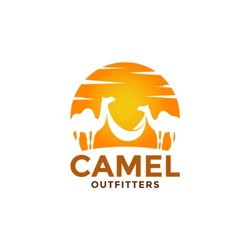 Logo concept for Camel Outfitter