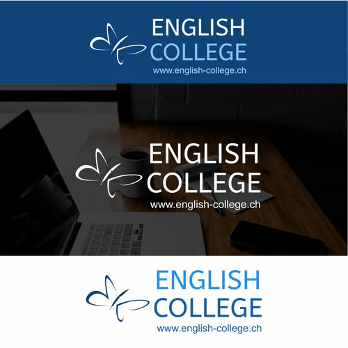 Logo proposal for English College